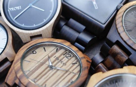 sobre nosotros Iroko relojes pulsera de madera natural