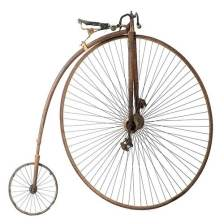 Penny Farthing picture