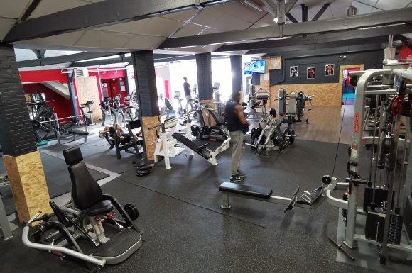 salle de sport limoges iron gym macha