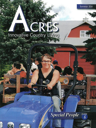 Acres Innovative Country Living - Purple Cat at Farmer Casey's Ranch