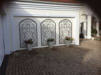 Wrought Iron Wall Panels | Wall Plate Design Ideas