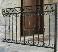 Iron Art Railings & Fencing Inc.  Blog Archive  Wrought