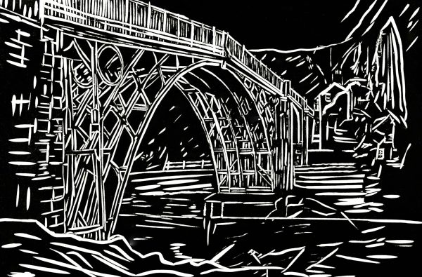 Lino Workshops Ironbridge Fine Arts Printmakers