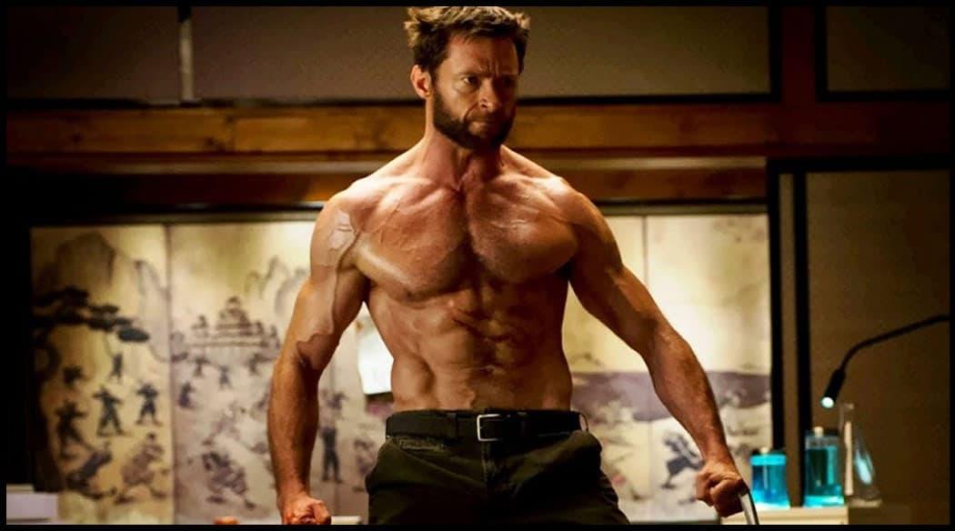 Hugh-Jackman-The-Wolverine-physique