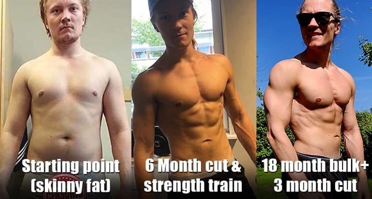 my-skinny-fat-progress