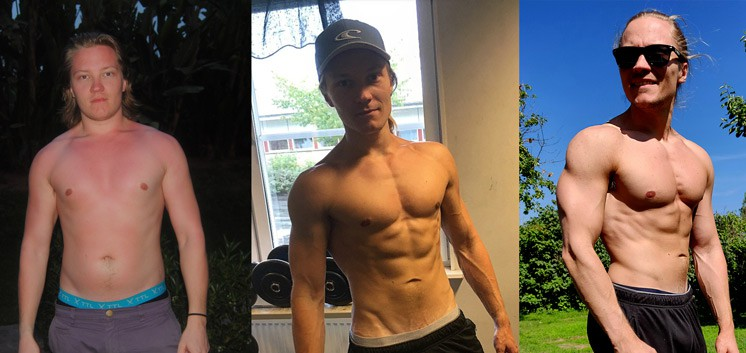 my cutting physique transformation