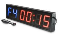 Valor Fitness ST-24 Digital Gym Interval Timer with Remote ...