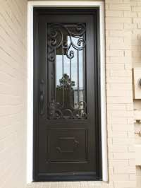 ID5 Iron Entry Door  Iron Crafters, LLC