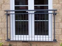 Steel Juliet Balconies from Iron Design in West Midlands