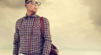 Hipster Loses Non-prescription Glasses–World Observes Moment of Silence