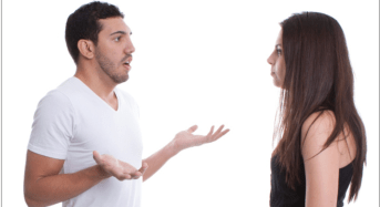 Area Man Asks Wife if She's on Her Exclamation Point Again