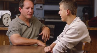 Years Later, Son Realizes Awkward Conversation with Dad Something Much More Ominous