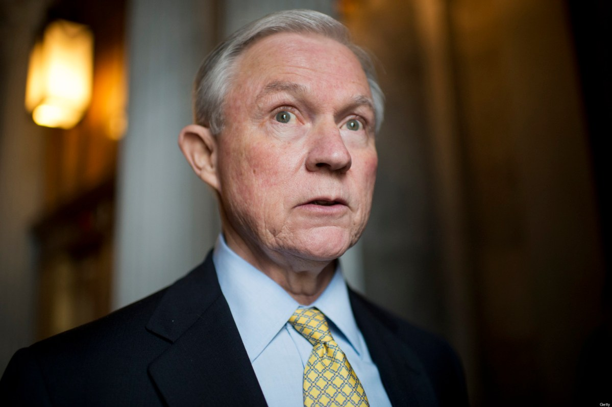 Jeff Sessions Impersonator Arrested for Public Nudity