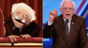 Exclusive: Bernie Sanders Opens Up about his Time on the Muppets