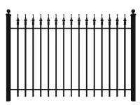 Wrought Iron Fence | Iron Fence Shop