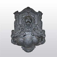 Lion Head Wall Mounted Fountain - IronGate Garden Elements