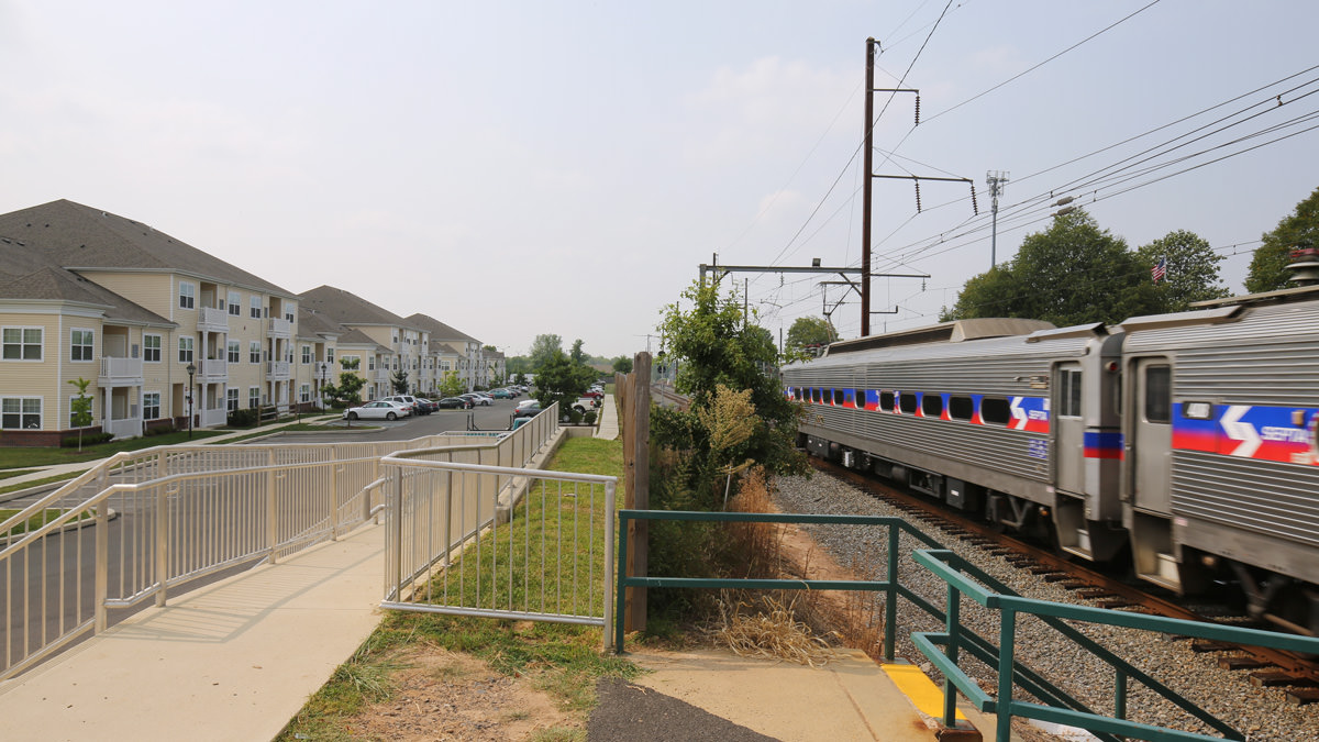 The Station at Bucks County  Iron Hill Construction
