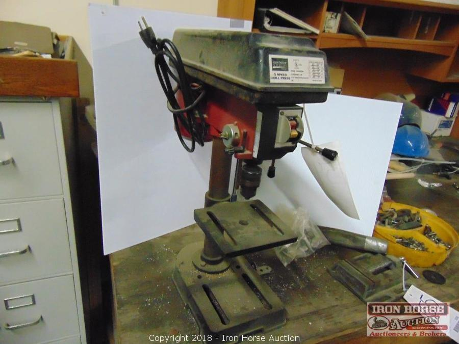 American Machine And Tool Drill Press
