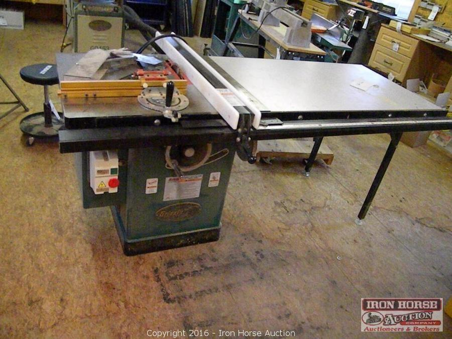 Table Saw Arbor Extension