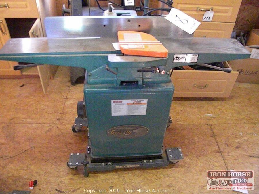 6 Inch Jointer Planer