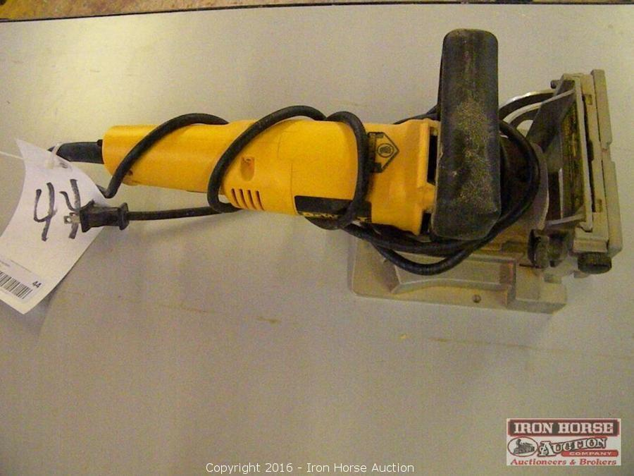 Dewalt Biscuit Joiner How To Use