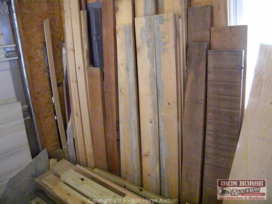 Hardwood Lumber Auctions
