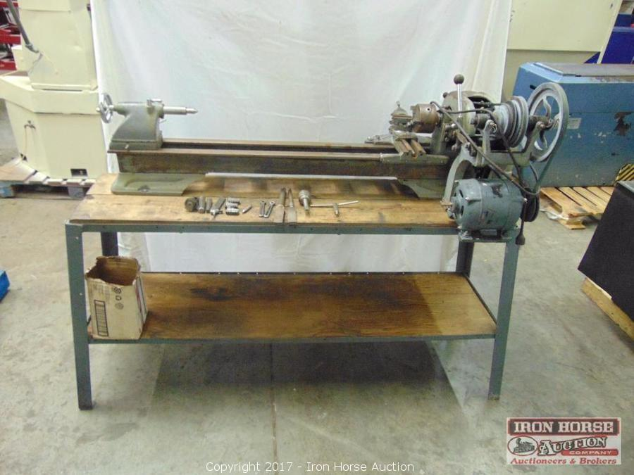 Atlas Metal Lathe 12 X 34