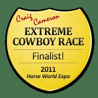 extreme cowboy race finalist