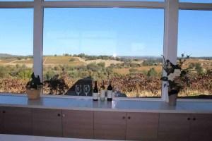 Iron Hub Winery Tasting Room Inside