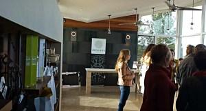 Iron Hub Winery New Tasting Room Opening Weekend