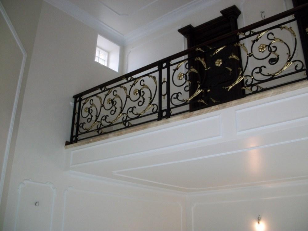 medium resolution of execution work descrition wrought iron railing