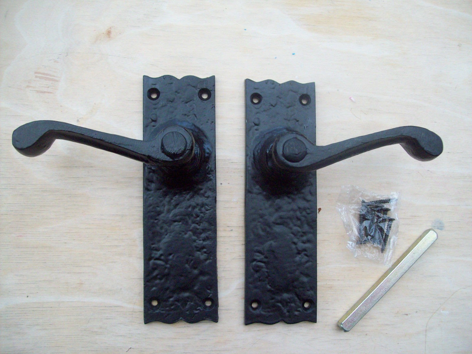 kitchen sliding shelves aprons black antique style door handles | ironmongery world