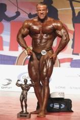Mens Bodybuilding Overall Winner-Lukas Wyler