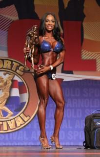 Sonia Lewis #226 Bikini Overall Winner