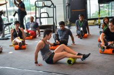 TriggerPoint Foam Rolling FitCon MNL 2017