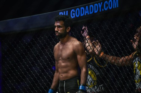 Honorio Banario vs Rahul Raju (1)