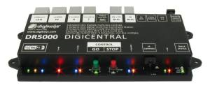 Digikeijs DR5000 Command Station, Booster, Throttle & 32 Channel Detection ~ Mid Set