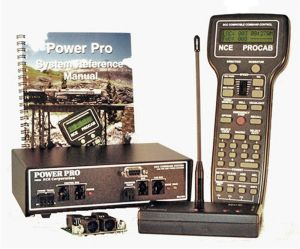 NCE PH PRO-R Wireless Radio 5 Amp Power Pro DCC System 524-002