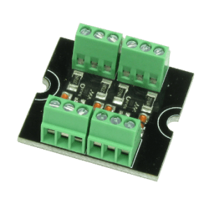 Digikeijs DR4103 Common Cathode Adapters For The DR4018 When Controlling Signals