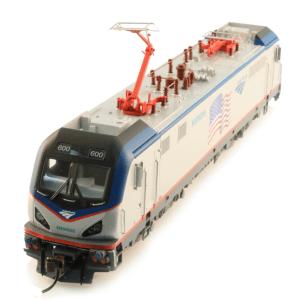 Bachmann 67404 HO Amtrak Demonstrator Siemens ACS-64 Flag ~ DCC WOW Sound