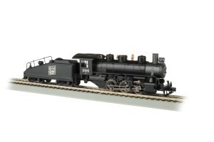 Bachmann HO Soo Line #344 USRA 0-6-0 With Smoke