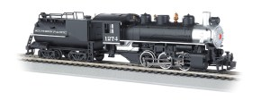 Bachmann HO Southern Pacific #1274 USRA 0-6-0 With Smoke