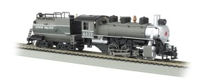 Bachmann HO Union Pacific UP #4439 USRA 0-6-0 With Smoke
