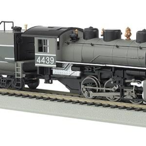 Bachmann HO Union Pacific UP #4439 USRA 0-6-0 With Smoke