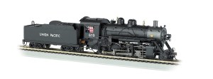 Bachmann HO Union Pacific 619 Baldwin 2-8-0 DC/DCC On Board 51319