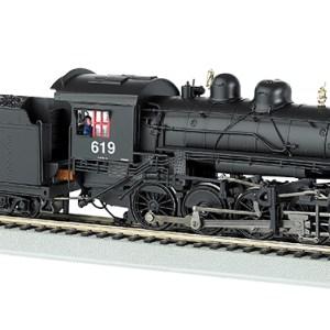 Bachmann HO Union Pacific 619 Baldwin 2-8-0 DC/DCC On Board 51319
