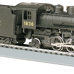 Bachmann HO Union Pacific 2-6-2 Prairie #1836 With Smoke 51501