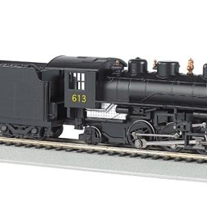 Bachmann HO Canadian National #613 2-6-2 Prairie With Smoke 51524