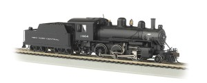 Bachmann HO New York Central #1904 Alco Mogul 2-6-0 DCC Sound 51808