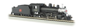 Bachmann HO Canadian National #409 Alco Mogul 2-6-0 DCC Sound 51814